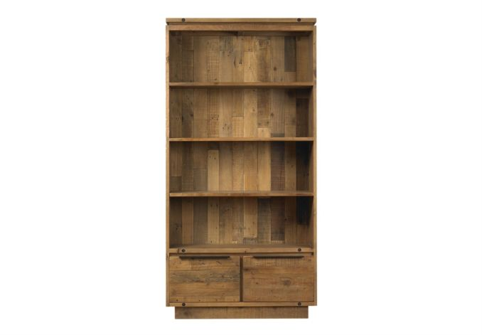 The Hoxton bookcase is wonderfully rustic in appearance, crafted with care from reclaimed pine. Each bookcase made is unique, with its own grain, knots and colour variation.  Three sturdy shelves provide plenty of space for books or items you wish to...