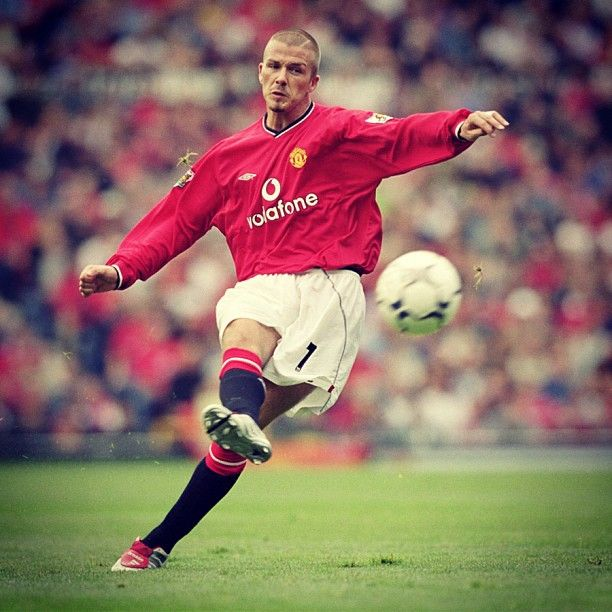 David Beckham, England (Preston North End, Manchester United, Real Madrid, LA Galaxy, AC Milan, Paris Saint Germain, England)