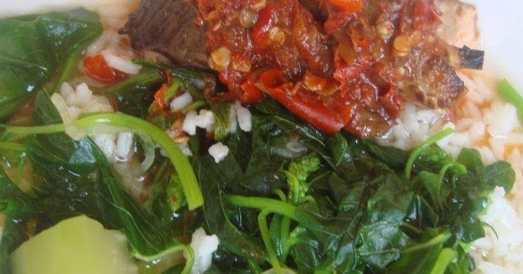 Surinaams eten!: Jangan Bening: Javaanse heldere soep van groenten met rijst en zoute vis