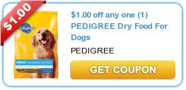 A couple new Pedigree printable manufacturer's coupons available! - http://printgreatcoupons.com/2013/10/15/a-couple-new-pedigree-printable-manufacturers-coupons-available/