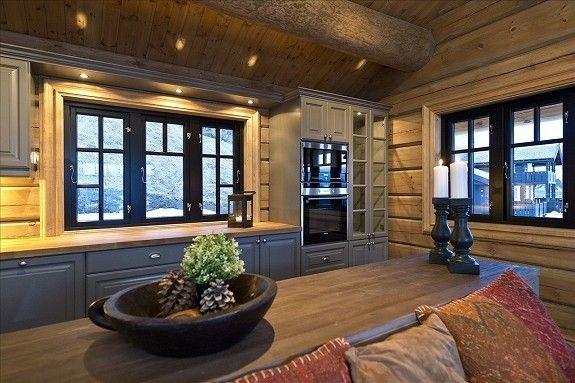Heltrekjøkken og hyttemøbler produseres etter mål og ønsker! | FINN.no
