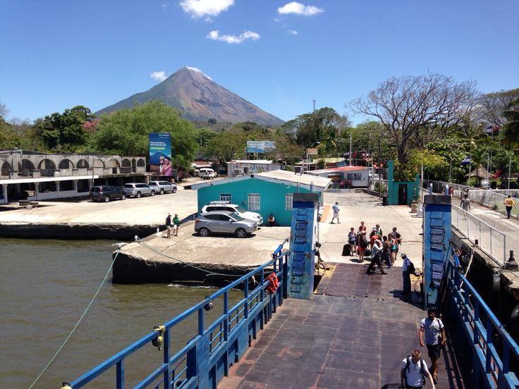 Puerto Moyogalpa, Ometepe