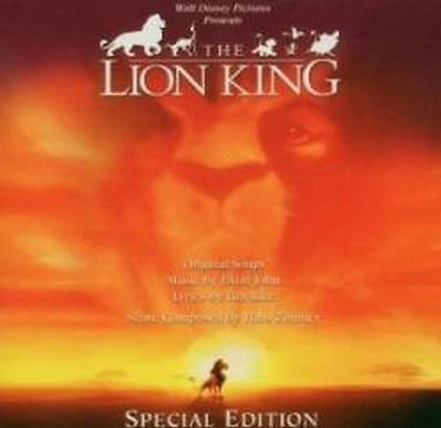 The lion #king: #special edition #original soundtrack - various artists (new cd),  View more on the LINK: 	http://www.zeppy.io/product/gb/2/311016134565/