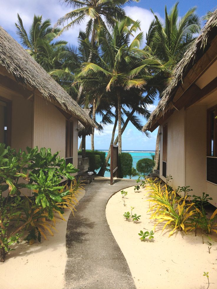Little Polynesian Resort, Rarotonga   FASHIONDISTRACTION.com