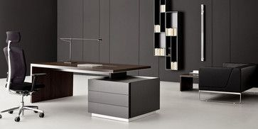 modern executive desk | Contemporary Eclectic Modern Traditional Asian Mediterranean Tropical