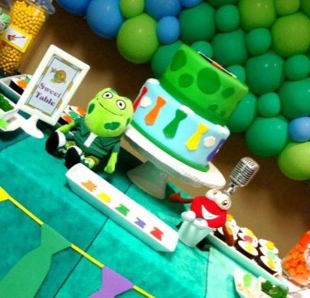 Birthday Cake Jadrian