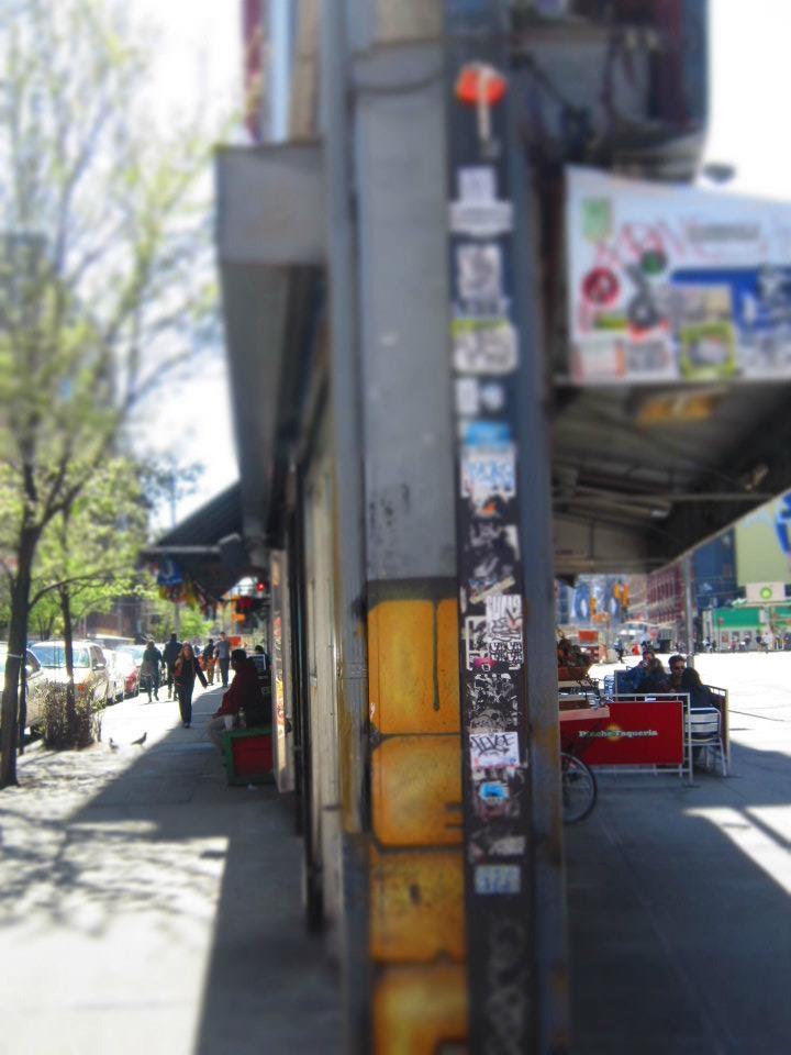 New York; Perspective