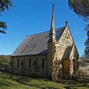 150-year-old Church in Australia