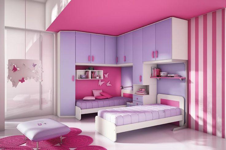 Cuartos de ni as buscar con google recamaras juveniles for Dormitorios para ninas quito