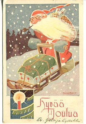 562 best holidays images on pinterest fall season paisajes and xmas toivo fahlenius christmas postcardsvintage christmas cardschristmas m4hsunfo