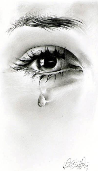 Dry them pretty eyes! Beautiful talent.