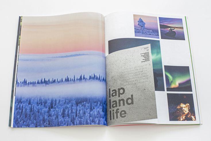 #-magazine. Ilse van Klei & Rianne Petter - De Monsterkamer (papier van waterplanten en inkt van bietensap)