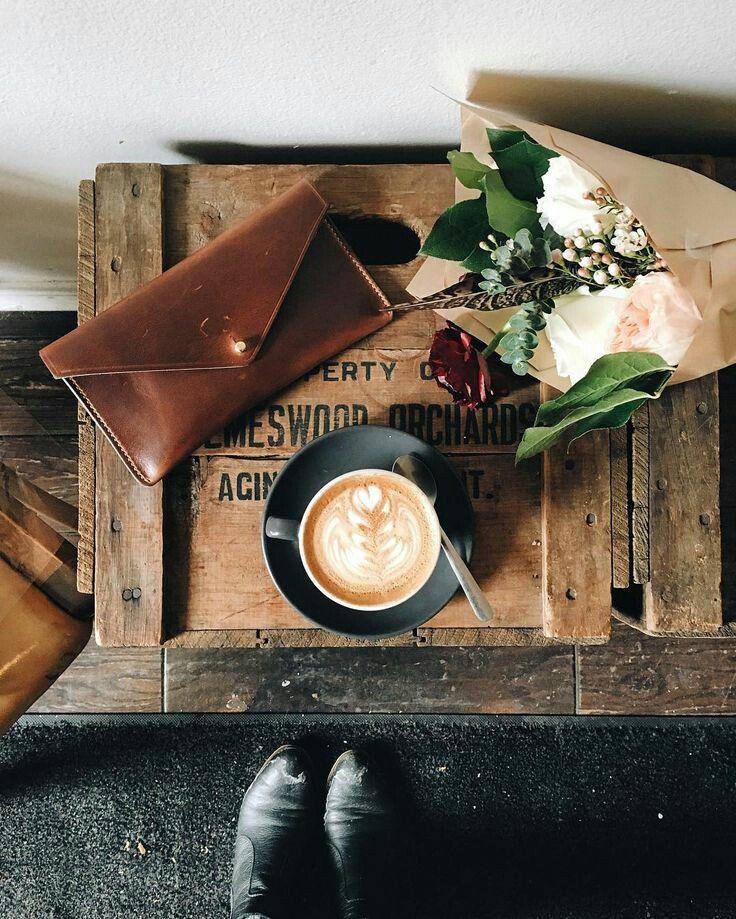 Порою жизнь — это исключительно вопрос наличия чашечки кофе, а также того уединения, которое она даёт. Ричард Бротиган. Ловля форели в Америке
