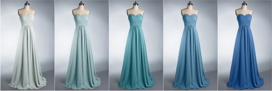 ombre bridesmaid dress | Bridesmaid Dresses | Evening Dresses, Formal Dresses, Cocktail Dresses ...