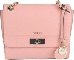 GUESS Janette Converticle Schultertasche, rosa @guess #Tasche #Handtasche #Rosa #Rosarot #Accessoire #Galaxus