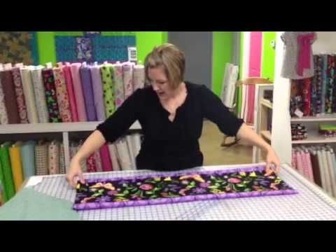 ▶ 10 Minute Table Runner - YouTube