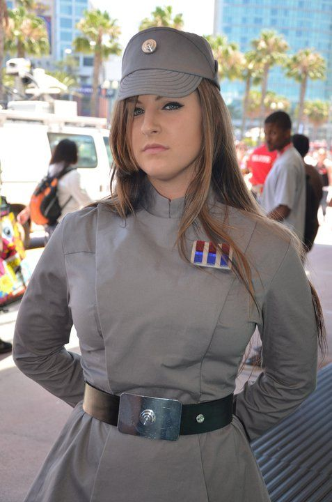 Imperial Officer from Star Wars Episode 6: Return of the Jedi by ...