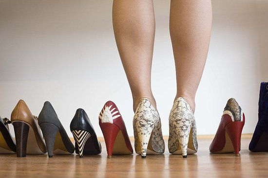 4 Important Exercises every High Heel Wearer Should Do...