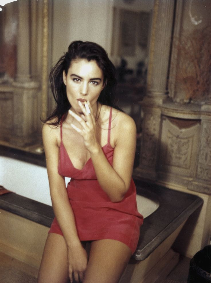 Monica Bellucci by STEPHANE COUTELLE