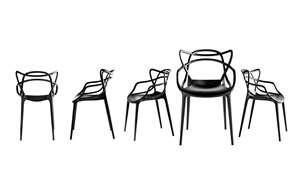 Chairs, Philip Stark