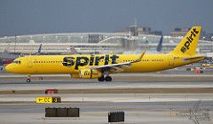cool Spirit Airlines | Airbus | A321-231 | N661NK | S/N:6867