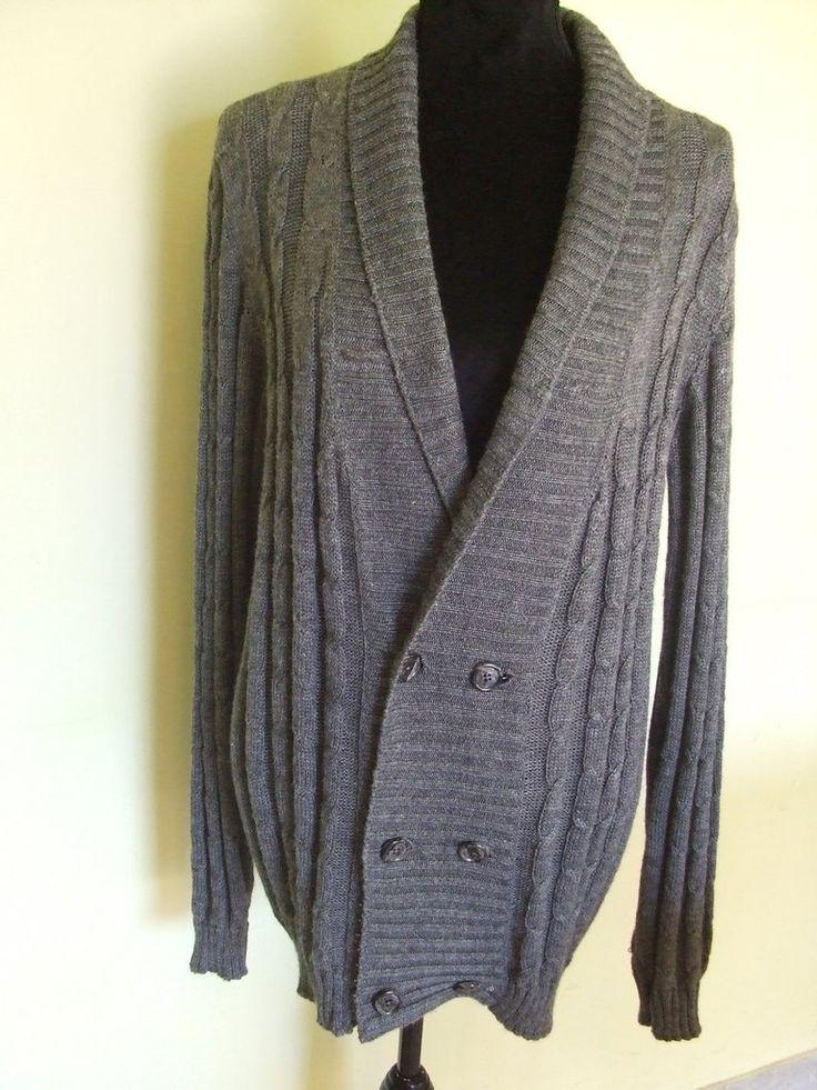 giacca maglione lana maglia uomo, by maglieria magica, 70,00 € su misshobby.com