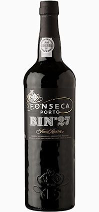 Fonseca Bin 27 Finest Reserve Ruby. Gamme Actuelle.