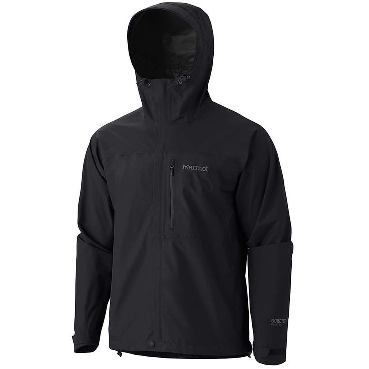Marmot - Minimalist Jacket - Men's - Black - Large