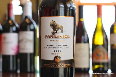 The Reverse Wine Snob: Panilonco Merlot Malbec Reserva 2012 - Trader Joe's Top Picks Wine #4. Plus an explanation of why we have to give props to well made #wine under $5. http://www.reversewinesnob.com/2014/05/panilonco-merlot-malbec-reserva.html #winelover