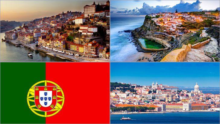 Avrupa'nın Güney uç kısmında yer alan Portekiz, İber Yarımadasında yer almaktadır. Etrafında Atlas Okyanusu ve İspanya bulunur. Portekizde kullanılmakta olan resmi dil İspanyolca ve Portekizce'dir. Ülkenin yaklaşık olarak % 95'lik kısmı Kataliktir, geri kalan kısmı ise Musevi, Müslüman ve Protestan'dır.