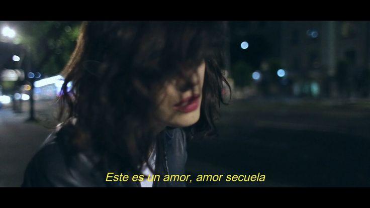 [ Daniela Spalla - Amor Difícil (Lyric Video) ]