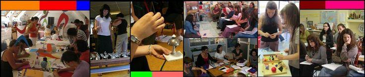 Les formations professionnelles à la pédagogie Montessori organisées par Montessori en France | Académie Montessori en France | Formations professionnelles Montessori