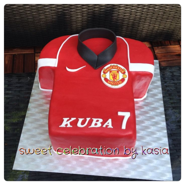 Football fun cake Sweet Celebration