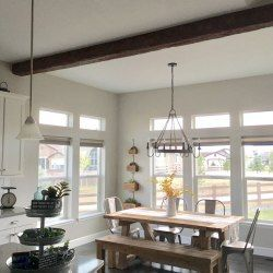 http://www.welshdesignstudio.com/we-installed-a-faux-wood-beam-in-the-kitchen/
