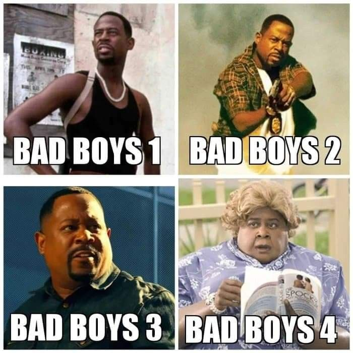 Funniest Moments Of Bad Boys For Life 2020 Movie 02 Martinlawrence Memes Bad Boys Movie Bad Boys Very Funny Photos