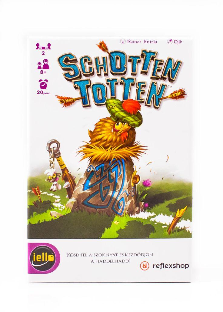 Sok olyan játék van, amin túllép az idő vasfoga. Az idén nagykorúsodó Schotten Totten esetében nem sikerült. #tarsasjatek #ketszemelyesjatek #ReinerKnizia #iello #schottentotten