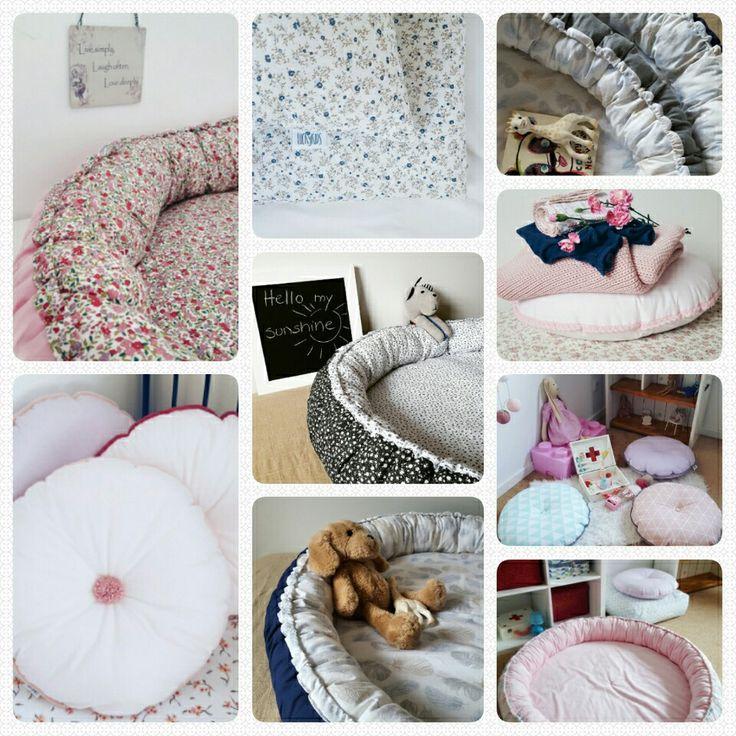 Maty dla niemowląt, pufy , poduszki, namioty / Play mat, pillow, tents for kids