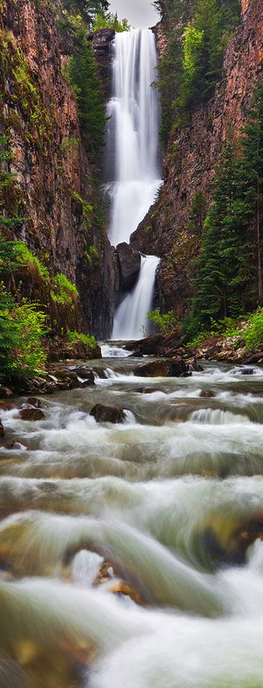 Mystic Falls, Colorado, USA