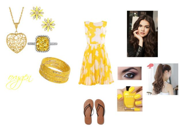 """Oxygen by Maia Mitchell"" by ocean-goddess ❤ liked on Polyvore featuring Abercrombie & Fitch, Kate Spade, Dorothy Perkins, Pin Show and Zoya"