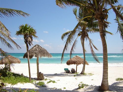 Tulum. Another great Mexican destination.