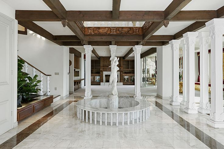 While some of the interiors in this audacious residence may offer: While some of the interiors in this audacious residence may offer,