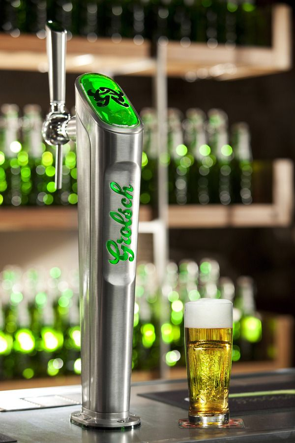 Grolsch on tap! | what a GUY WANTS | Pinterest | Taps and Beer