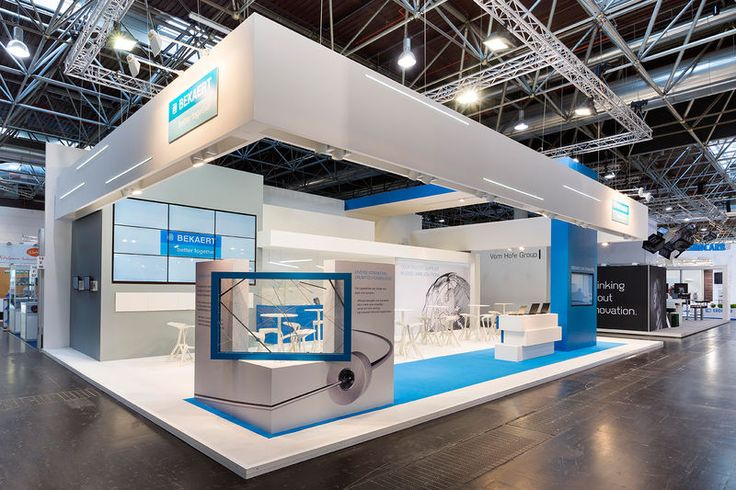 We aim to make your company stand out at the exhibition that matters to you.