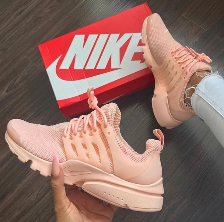Nike Presto - Peach  #TennisShoes