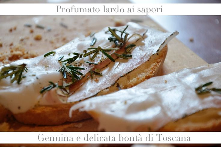 LARDO AI SAPORI: protagonista della #tradizione, da una consolidata produzione #artigianale e #naturale! http://www.gustiditoscana.it/salumi/lardo-aromatizzato-ai-sapori.html #madeintuscany #gusto #salumi