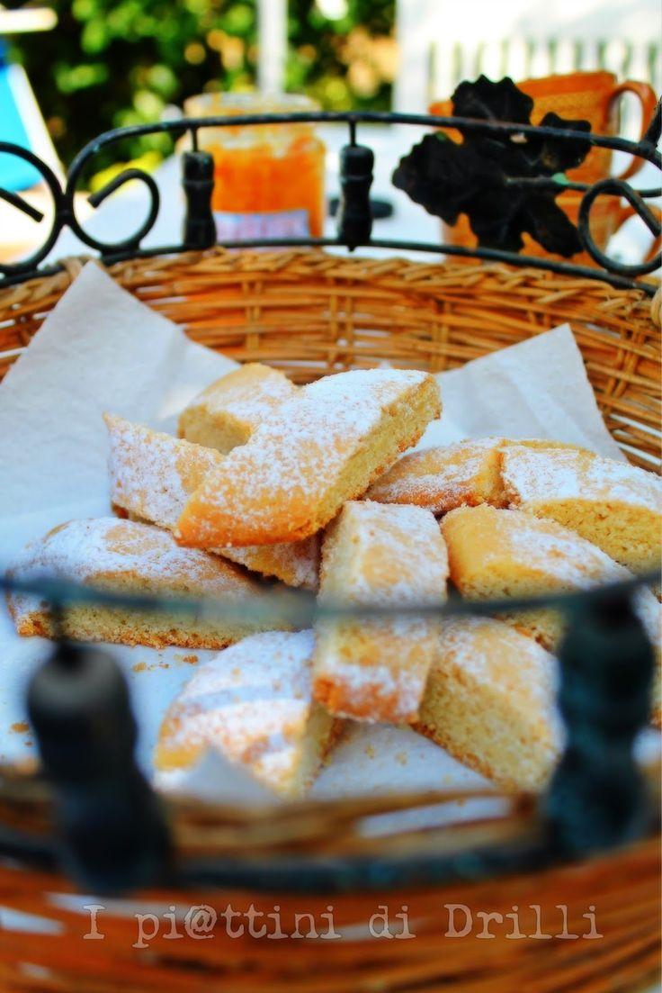 I pi@ttini di Drilli: I panini parigini al limone... Perché qualcuno a casa i dolci deve pur farli