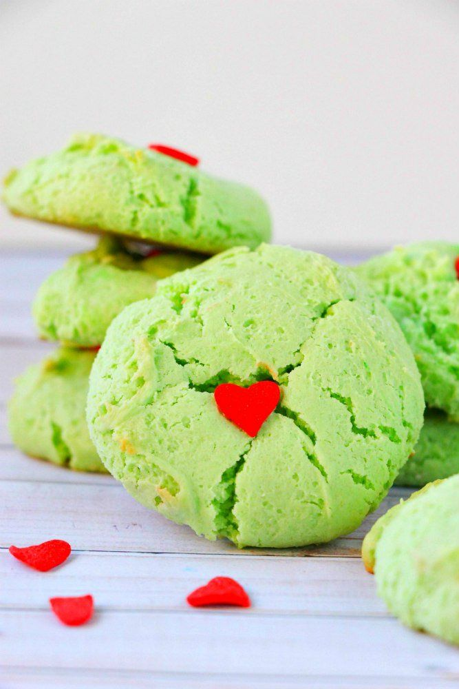 10 Perfectly Festive Christmas Cookie Recipes