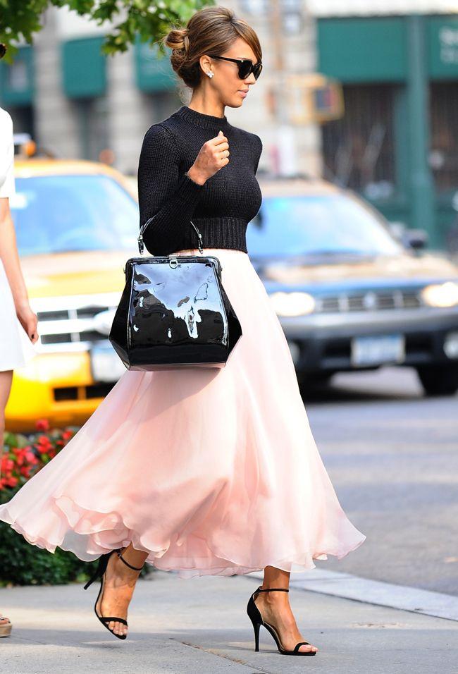 Jessica Alba Sightings In New York City – September 12, 2013   Siljes Moteverden