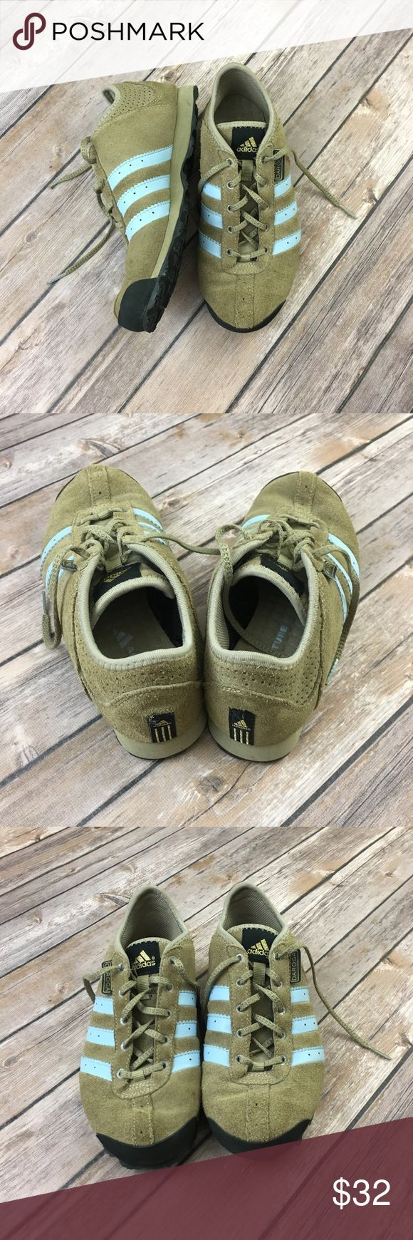 Adidas Daroga women's size 6 like new Only worn a few time! Women's size 6. I love these and the color! Get these quick. Cross posted. Adidas Shoes Athletic Shoes