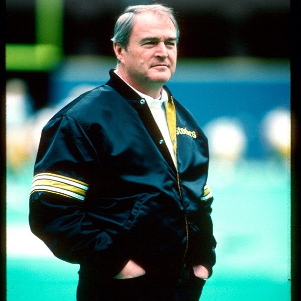Chuck Noll - Pittsburgh Steelers Greatest Coach
